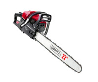 GIANTZ Latest 62cc Petrol Commercial Chainsaw 22 Bar E-Start Chain Saw Pruning