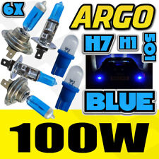 Peugeot 307 H1 H7 100w 501 Super Azul Xenon Hid High / Low / Luz Lateral