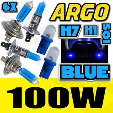 H1 H7 T10 100w Super Azul Actualizacion Xenon Faro Bombillas Juego Punta