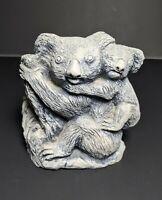 Mt. Saint Helens Volcanic Ash Sculpture Koalas