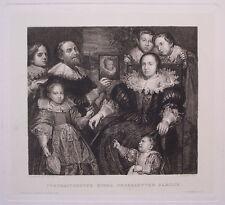 Eine bürgerliche Familie im 17.Jhdt., Cornelis de Vos