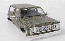 RC4WD Chevrolet Blazer Hard Body digital camo Trail Finder 2 4x4 rock crawler II