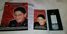 Signed Daryl Magic Lecture Notes + Vhs Card Knives Trost Rubiks Dice Ambitious