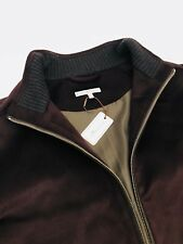 Peter Millar Cashmere Wool Jacket with Suede Leather Trim: XL ($495.00)