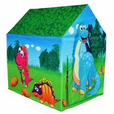 Dinosaur House Indoor Outdoor Toddler Play Tent Kids Pretend Jurassic Museum Zoo