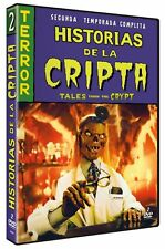 TALES FROM THE CRYPT: THE COMPLETE SECOND SEASON !