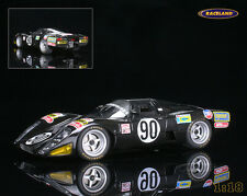 McLaren M12 GT Chevrolet V8 Le Mans 1981 Regout/Elkoubi, Tecnomodel 1:18, NEW