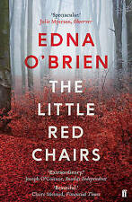 The Little Red Chairs, O'Brien, Edna, New Book