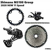 SHIMANO Deore Group M5100 11s groupset 11 Speed Big Cassette KIT Replace M7000
