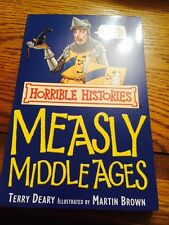 Horrible Histories: Measly Middle Ages by Terry Deary **NEW**