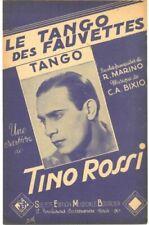Tango Antiquarische Noten & Songbooks