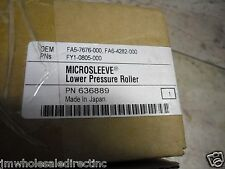 Lower Pressure Fuser Roller for Canon NP 6885 7550 8530 8570 9800 FA5-7676-000