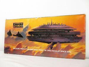 Vtg STAR WARS 1980 RALPH McQUARRIE 24 ART PRINT PORTFOLIO Empire Strikes Back NR