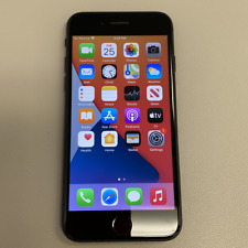 Apple iPhone SE 2nd - 64GB - Black (Unlocked) (Read Description) CC1068