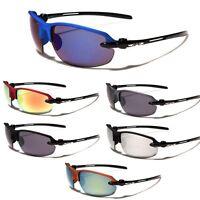 XLoop Half Frame Men Round Sports Cycling Baseball Running Sunglasses