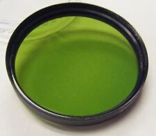 62mm Green Color Filter for Contrast or Creative Effect