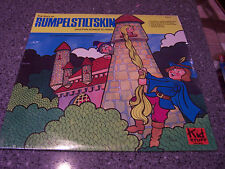 """The Story of Rumpelstiltskin"" SEALED NM KIDS STUFF RECORDS LP"