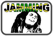 Bob Marley  Novelty  Metal Door Wall Sign