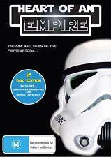 Heart Of An Empire (DVD, 2011, 2-Disc Set) New Region 4 Star Wars