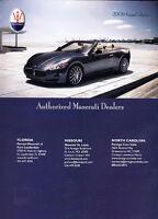 Desirel Classic Vintage Advertisement Ad D202 2009 Maserati Quattroporte S