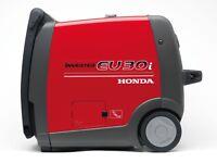 HONDA EU 30i Generator Stromerzeuger KEIN REIMPORT