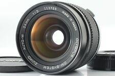 [Exc+5 Late Model] Olympus OM System Zuiko Auto-W 24mm f/2 JAPAN 1102C