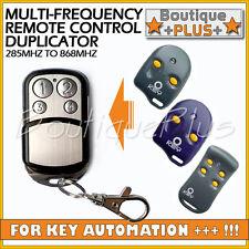 Remote Control Duplicator for KEY AUTOMATION 900TXB-42, 900TXB-42N, 900TXP-42