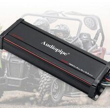 Audiopipe Powersports Waterproof 1000W 4 Ch Micro Amp RZR Motorcycle UTV Marine