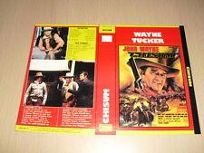 JAQUETTE VHS Chisum John Wayne