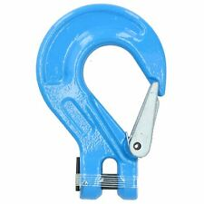 Clevis Sling Hook Safety Catch Max Lifting Capacity 3.15 Ton For 10mm Chain