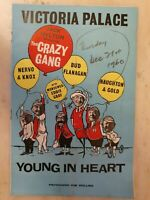 THE CRAZY GANG IN YOUNG IN HEART BUD FLANAGAN EDDIE GRAY NERVO & NOX