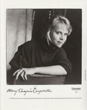Mary Chapin Carpenter- Music Memorabilia Photo