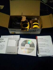 PENTAX Q Q7 Zoom lens kit Digital Camera accessories set YELLOW YE/BR Japan