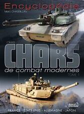 Encyclopédie des Chars de Combat Modernes: Tome 1: United States-France-Japan-Ge