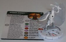 sketch variant SPIDER-KNIGHT 064 Superior Foes Of Spider-Man HeroClix Chase Rare