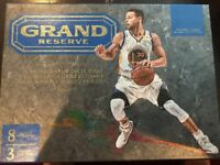 2016-17 Panini NBA Grand Reserve Box EMPTY Stephen Curry Warriors