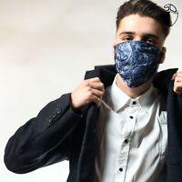 Social Distancing Masks Alltagsmaske Nasen-Mund-Bedeckung Behelfsmaske 19 Farben