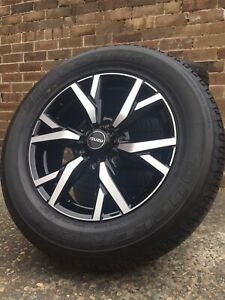 New Genuine Isuzu Dmax Mux Wheels And Tyres 18 Inch(2020).