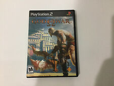 God of War (USA Sony PlayStation 2, PS2) Complete & Mint