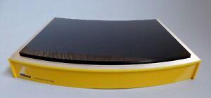 RARE Nikon Nikkor DSLR Shelf Riser for Displaying Cameras / Lenses - 23x19cm