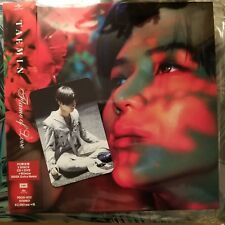 CD+DVD SHINee TAEMIN Japan FC Limited Flame of Love with Photo Card