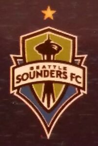 2017 Seattle Sounders FC SGA emoji fan wave sign placard CHOOSE YOUR PLAYER