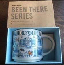 Starbucks Washington, DC Been There Collection Cup Mug 14oz New