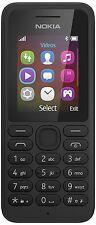 New Dual Sim Nokia 130 - Black (Unlocked) Mobile Phone