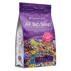 Aquaforest Bio Sand 7,5kg - Incl. Starter Bacteria & Bakterienfutter Separately