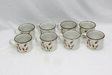 Wild Oats Midwinter Stonehenge Cups Set of 8