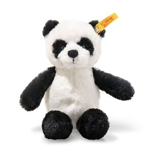 Steiff 075810 Soft Cuddly Friends Ming Panda 6 5/16in
