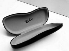 Case Ray Ban Sunglasses Black Leather Cloth Cleaning Eyeglasses Glasses