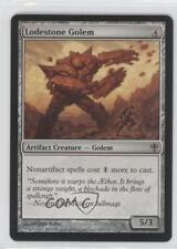 2010 Magic: The Gathering - Worldwake Booster Pack Base #127 Lodestone Golem 0b5