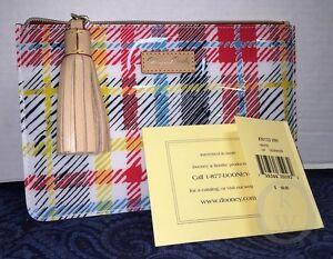 ~NWT~Dooney & Bourke~XN133-*Chatham*Cosmetic Case/ Makeup Bag/ Utility Bag